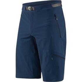 Haglöfs Lizard Pantalones cortos Hombre, tarn blue